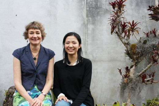 Rosemary Erlam and Hanling Yan