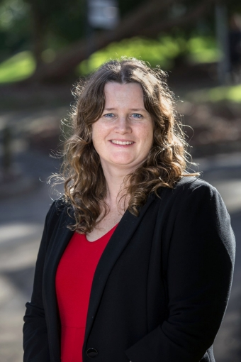Associate Professor Jennifer Lees-Marshment