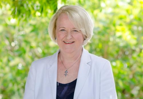 United Nations Under-Secretary and Distinguished Alumni Jan Beagle